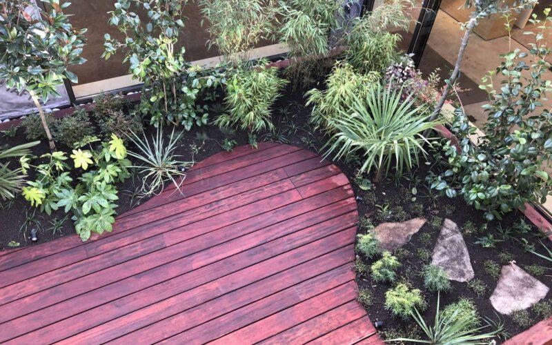 Tropische daktuin – Nistelrode